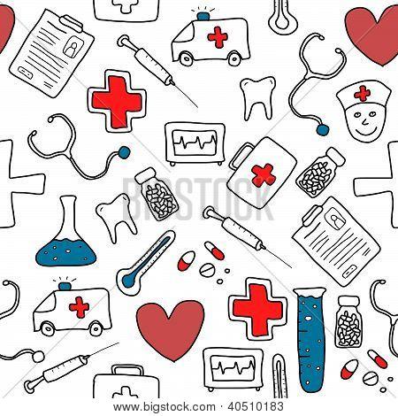 Medizinische Textur