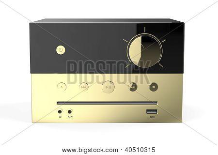 Golden Audio System