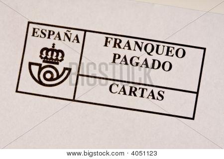 Spanish Postmark
