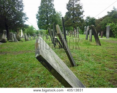 1732 Tombstones