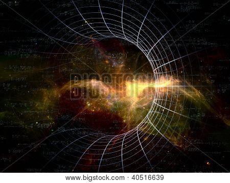 Evolving Cosmos