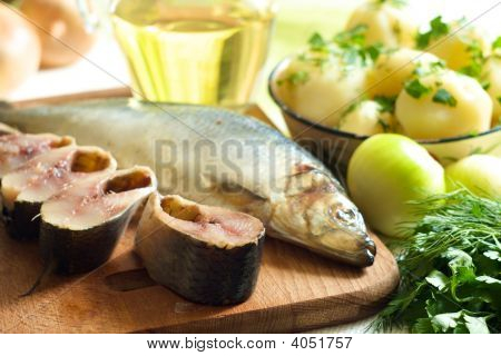 Herring And Potatoes