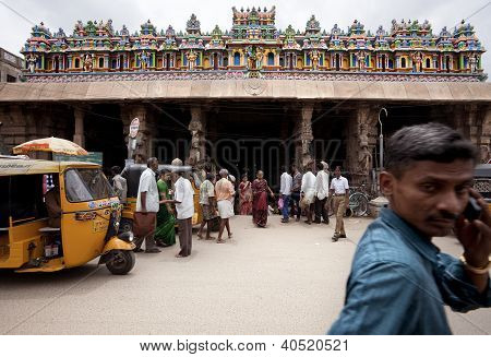 India - Meenakshi