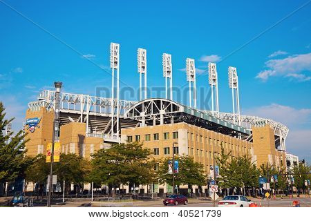 Progressive Field Stadium