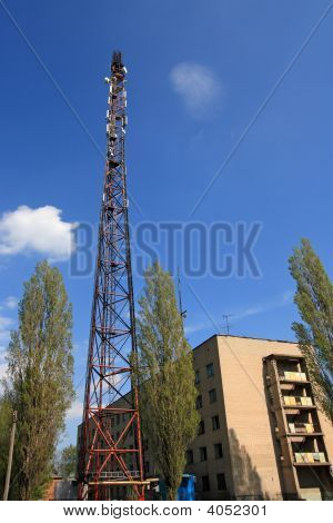 Broadcasting Tower