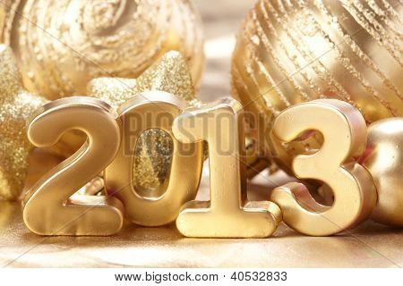 Nuevo año 2013