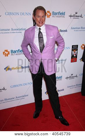LOS ANGELES - 01 Okt: Carson Kressley Ankunft in American Humane Assoc. Hero Hund Awards auf Octobe