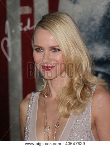 "LOS ANGELES - NOV 03:  Naomi Watts arriving to ""J. Edgar"" Los Angeles Premiere  on November 03, 2011 in Hollywood, CA"