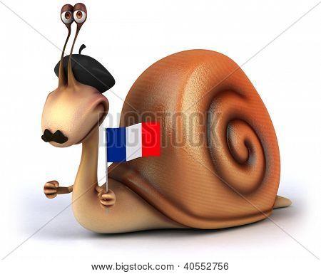 Caracol francés