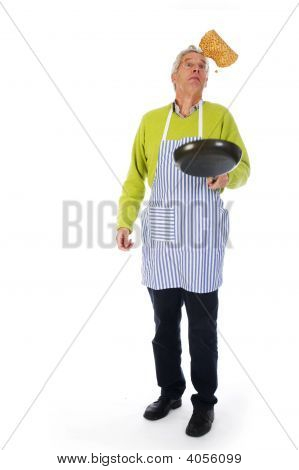 Baking Pancakes