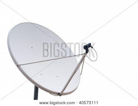Parabolic Communication Antenna