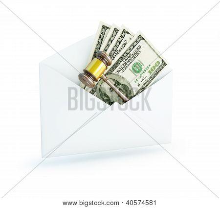 Judicial Bribery
