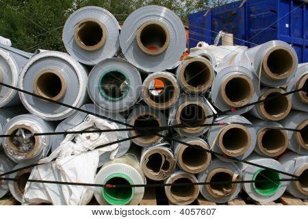 Plastic Foil Rolls