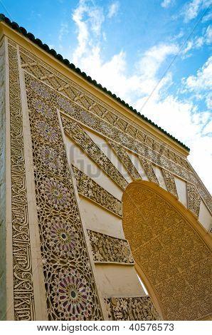 Moroccan Architecture Exteriors