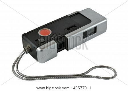 Old spy camera