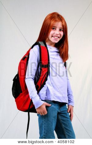 Backpacking Ginger