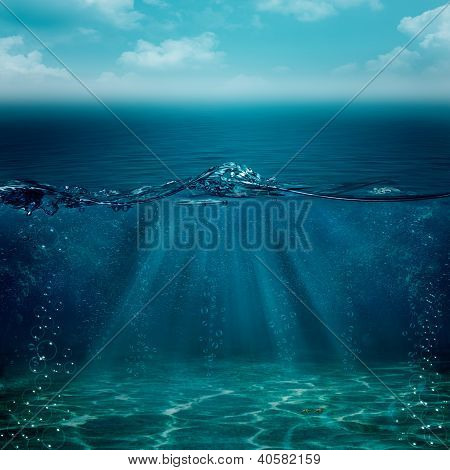 Underwater Background