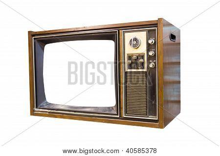 Retro Vintage Television