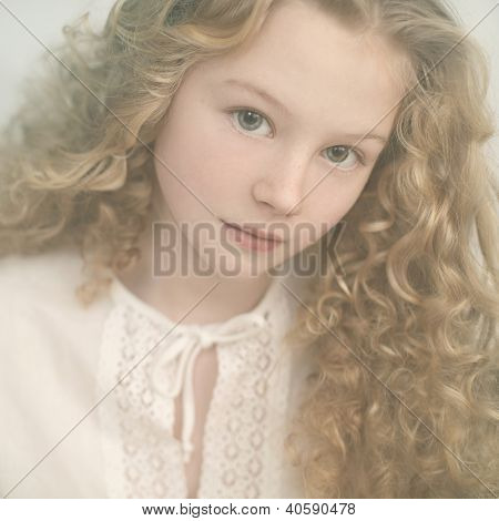 Beautiful Young Lady