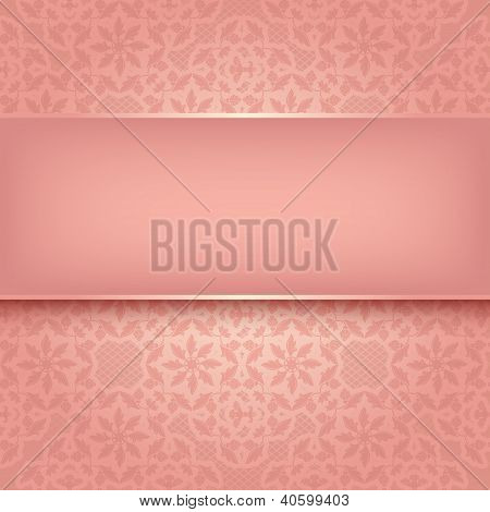 Decorative pattern - Vector illustration 10eps