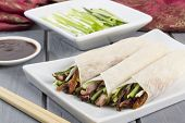 image of roast duck  - Peking Duck  - JPG