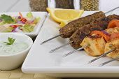 picture of kababs  - Kebabs  - JPG