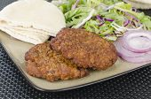 pic of raita  - Shami Kebabs  - JPG