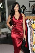 LOS ANGELES - AUG 3:  Rileah Vanderbilt at the Pinup Girl Boutique opening at Pinup Girl Boutique on