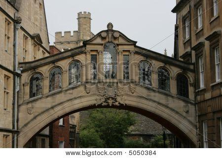 Bridge Of Sights In Oxford