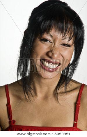 Woman Laugh
