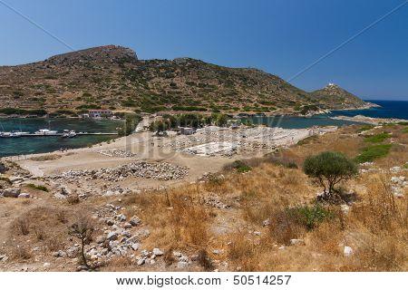 Ruins Of Knidos