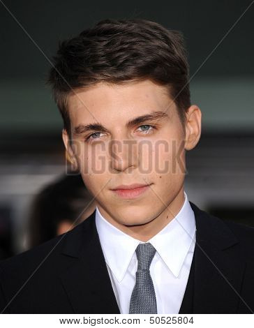 LOS ANGELES - AUG 28:  Nolan Gerard Funk arrives to