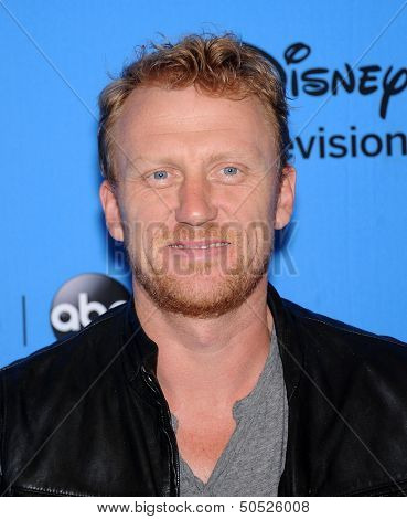 LOS ANGELES - AUG 04:  Kevin McKidd arrives to ABC All Star Summer TCA Party 2013  on August 04, 2013 in Beverly Hills, CA