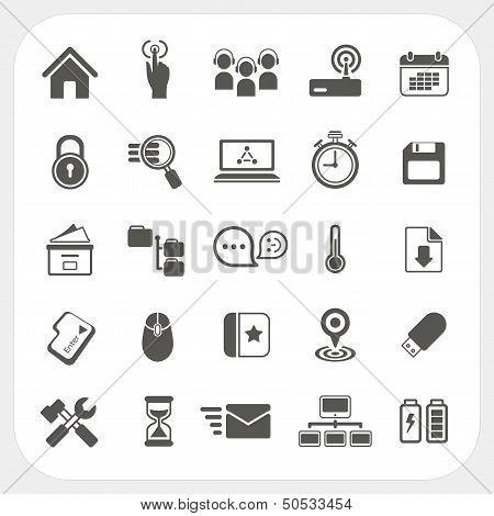 Web Icons Set