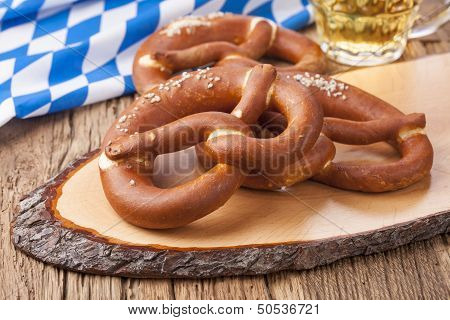 German Bretzels