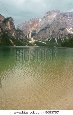 Tranquil Landscape In Tirol