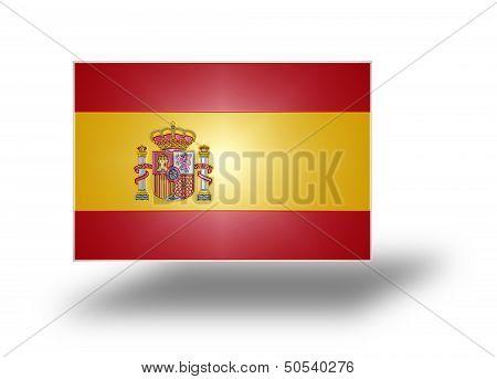 Flag Of Spain.