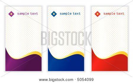 Cartões verticais