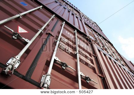 Container In The Sky