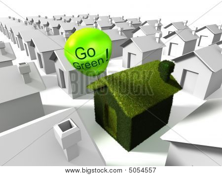 go green 3d