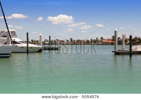 Marco Island Florida Marina