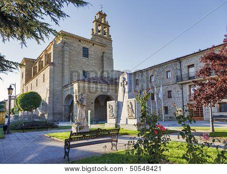 Convent Of San Francisco In Santo Domingo De La Calzada