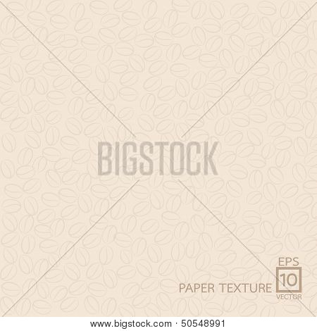 Paper Texture Background, Coffee Style