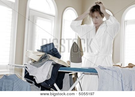Ironing Debt