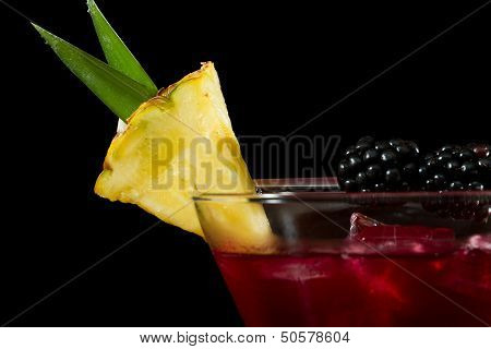 Fresh Fruit Cocktail