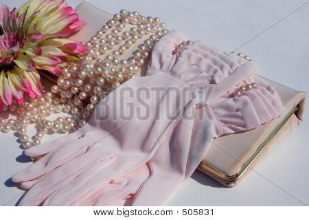 Vintage Ladies Accessories