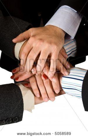 Human Hands Unity