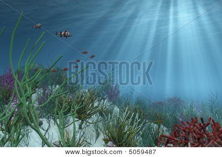 Undersea Background
