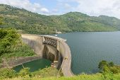 picture of hydroelectric power  - Sri Lanka - JPG
