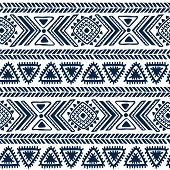 image of tribal  - Abstract tribal pattern - JPG